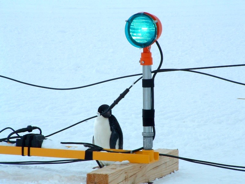 Innovation @ MULTI ELECTRIC: Protecting AGL Lights from harsh winter conditions